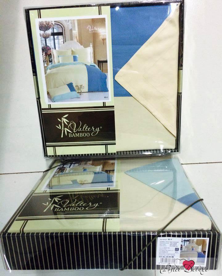 Постельное белье Valtery Постельное белье Jimmie (2 сп. евро) постельное белье адель шоколад евро