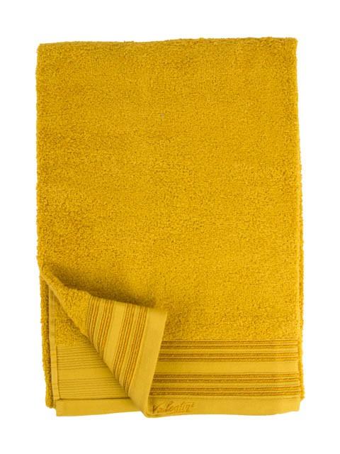 Полотенца Valentini Полотенце Aqua Цвет: Горчичный (100х150 см) every набор чехлов для дивана every цвет горчичный