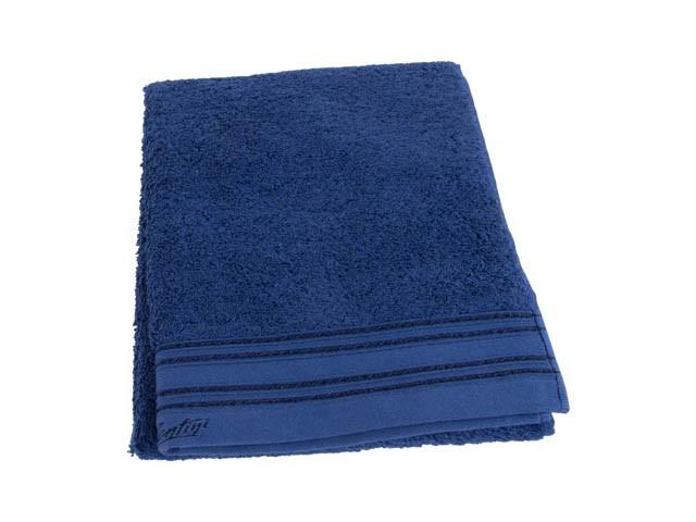 Полотенца Valentini Полотенце Aqua Цвет: Темно-Синий (100х150 см) купальник aqua speed цвет темно синий