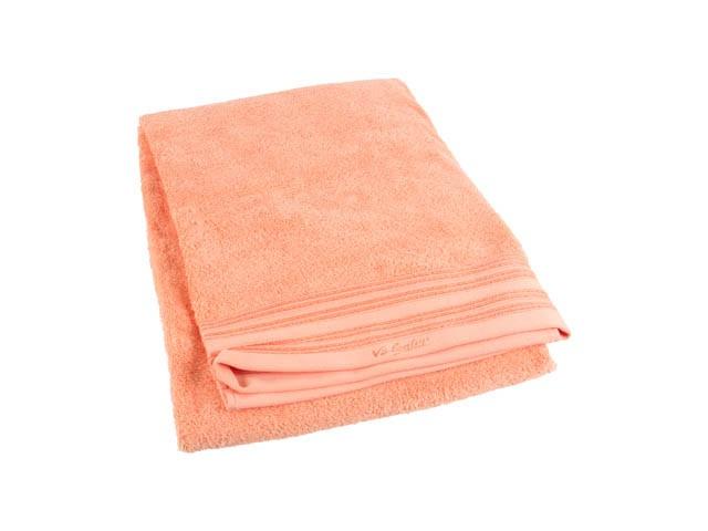 Полотенца Valentini Полотенце Aqua Цвет: Персиковый (100х150 см) полотенца valentini полотенце aqua цвет персиковый 50х100 см