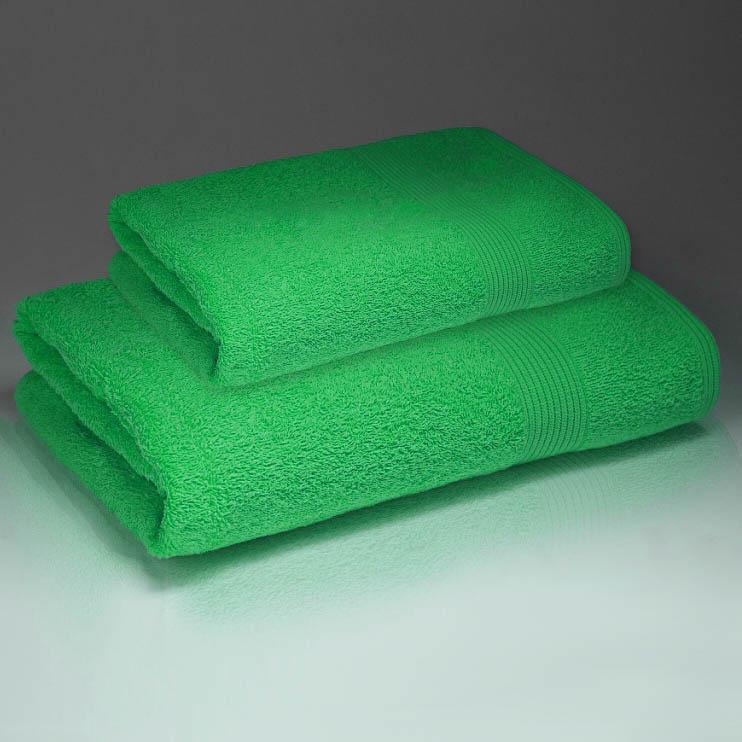 Полотенца Василиса Полотенце Палитра Цвет: Зеленый (70х130 см)