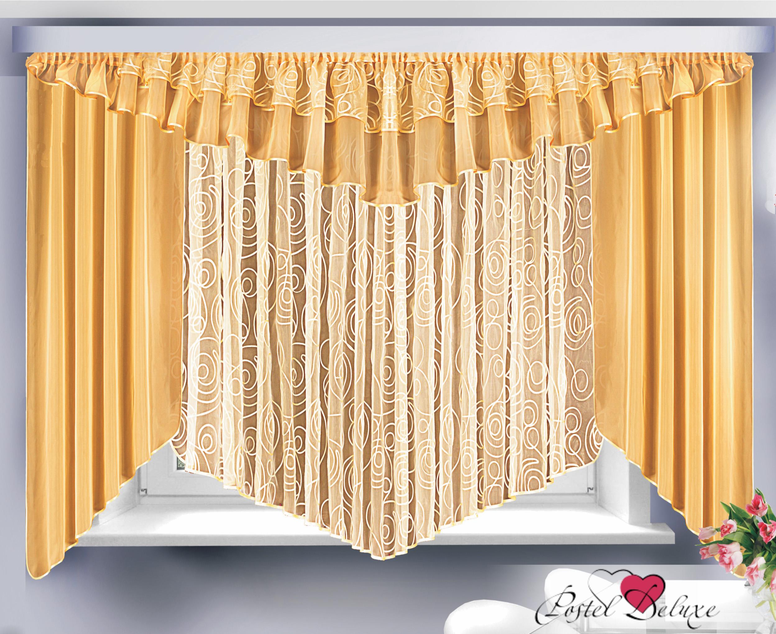 Шторы Велес Шторы с ламбрекеном Ромео велес велес шторы с ламбрекеном скарлет