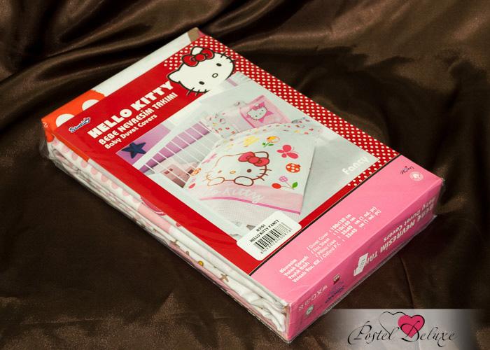 Детское Постельное белье Virginia Secret Постельное белье Hello Kitty (100х120 см)