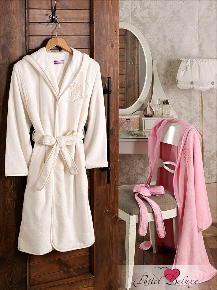 Сауны, бани и оборудование Virginia Secret Халат Evie Цвет: Розовый (M-L) сауны бани и оборудование valentini набор для сауны fantasy