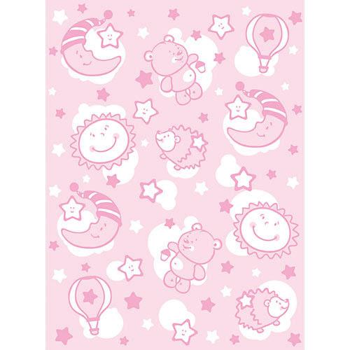 Детские покрывала, подушки, одеяла Vladi Детское одеяло Звездная ночь (85х115 см) ермолино детское байковое 100х140 см