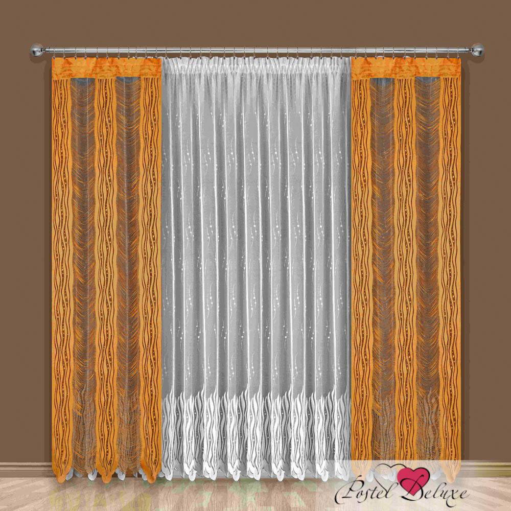 Шторы Wisan Нитяные шторы Deb Цвет: Оранжевый deb yinmei
