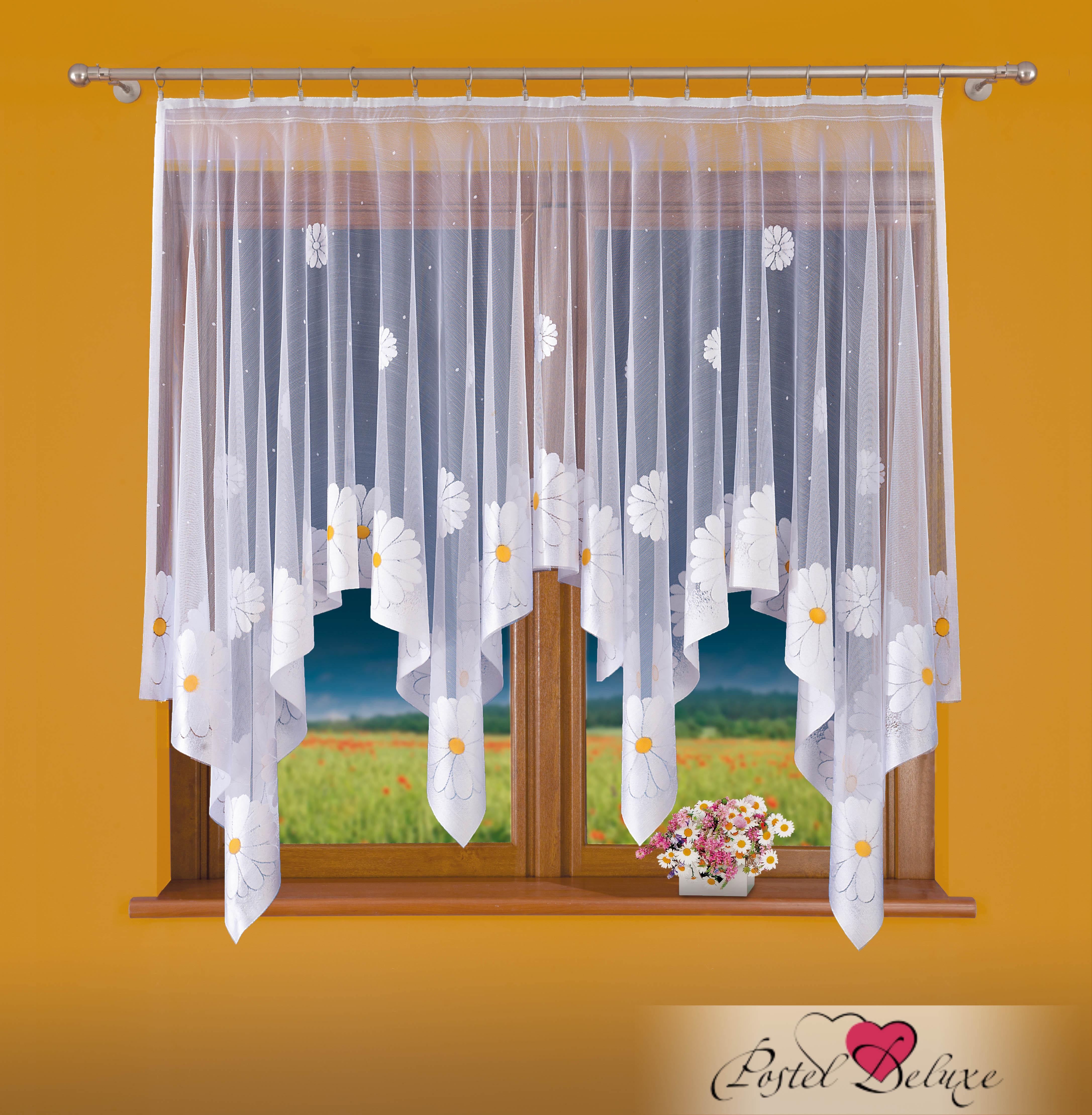 Шторы Wisan Классические шторы Rosario комплект штор для кухни wisan celina на ленте цвет белый оранжевый высота 180 см
