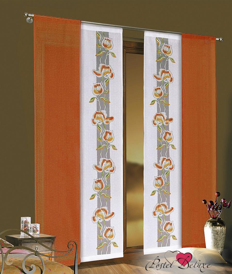 Шторы Wisan Японские шторы Coco Цвет: Оранжевый