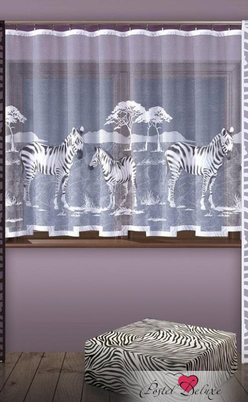 Шторы Wisan Классические шторы Зебра Цвет: Черно-Белый шторы tac классические шторы winx цвет персиковый 200x265 см
