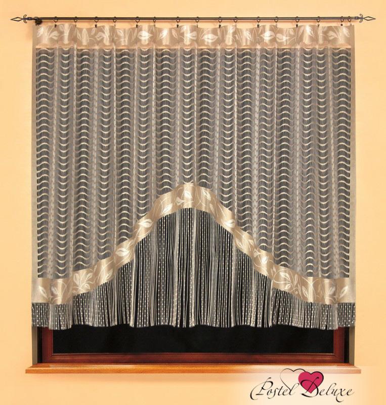 Шторы Wisan Классические шторы Гражиана Цвет: Золотистый шторы wisan классические шторы гражиана цвет золотистый
