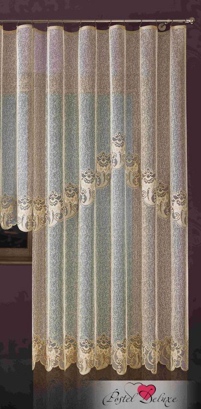 Шторы Wisan Классические шторы Ноэлия Цвет: Кремово-Золотистый шторы tac классические шторы winx цвет персиковый 200x265 см