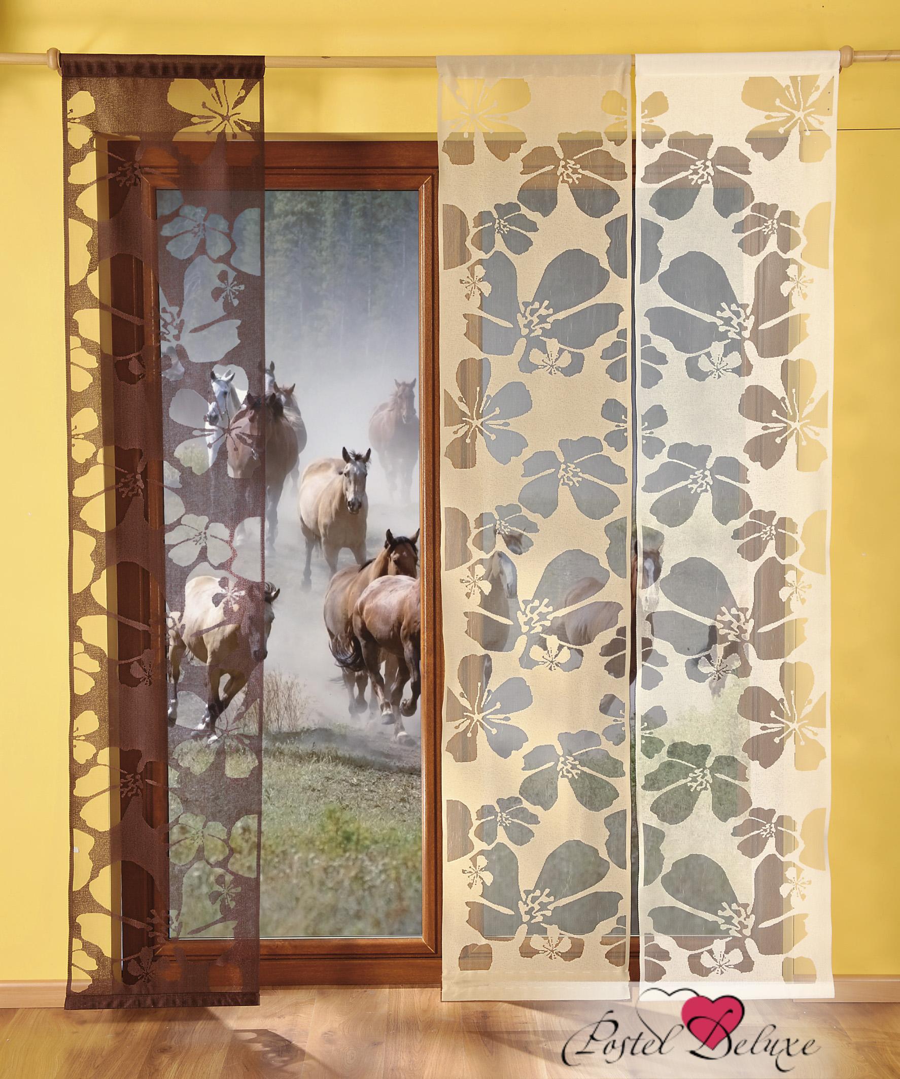 Шторы Wisan Японские шторы Kwiaty Цвет: Капучино wisan wisan японские шторы concord