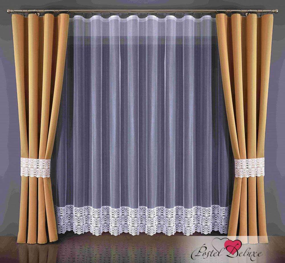 Шторы Wisan Классические шторы Aidan Цвет: Бежевый шторы tac классические шторы winx цвет персиковый 200x265 см