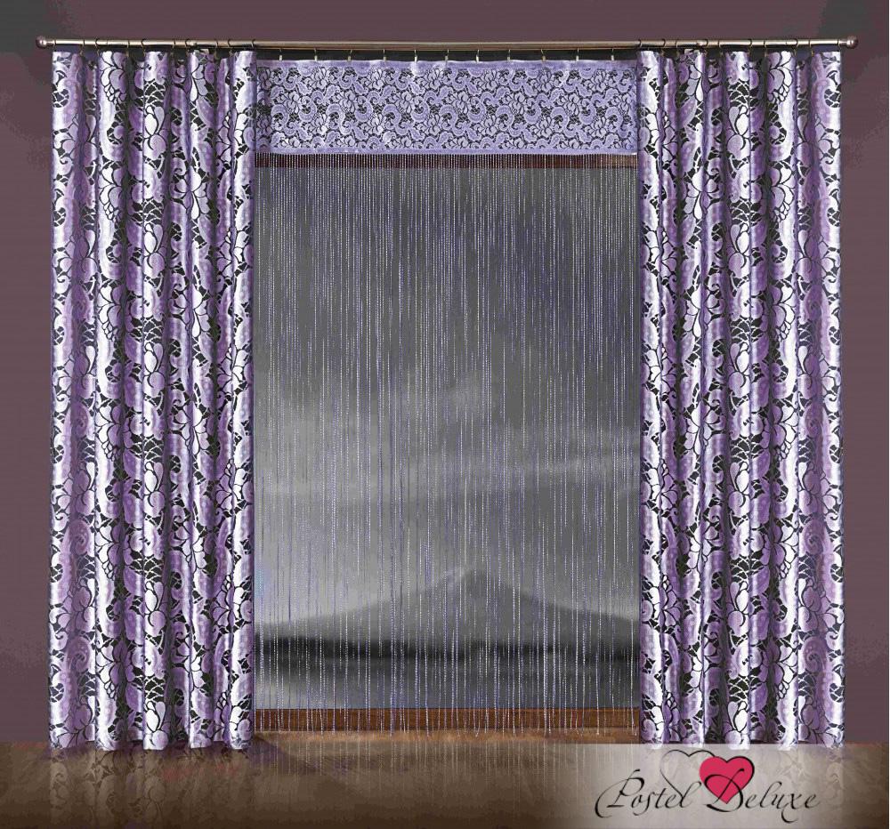 Шторы Wisan Классические шторы Bethanie Цвет: Лиловый wisan wisan классические шторы noele