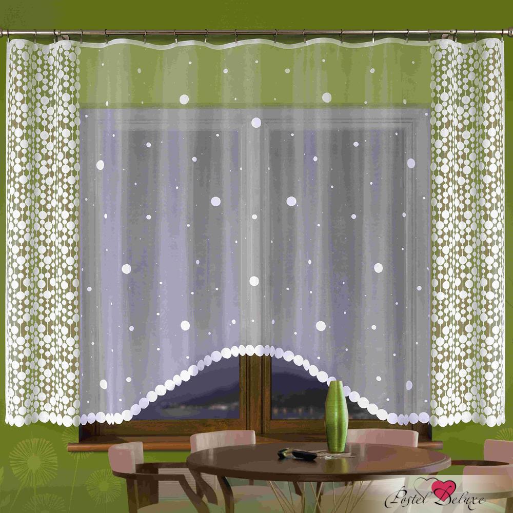 Шторы Wisan Классические шторы Derya Цвет: Белый wisan wisan классические шторы noele