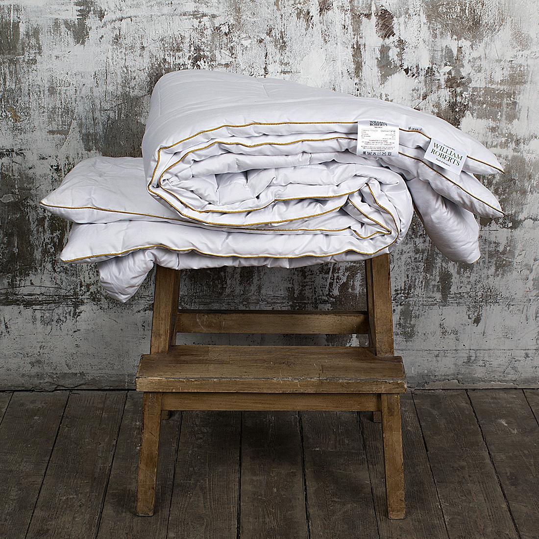 Одеяла William Roberts Одеяло Glorious Camel Всесезонное (155х200 см) одеяла william roberts одеяло essential bamboo всесезонное 155х200 см