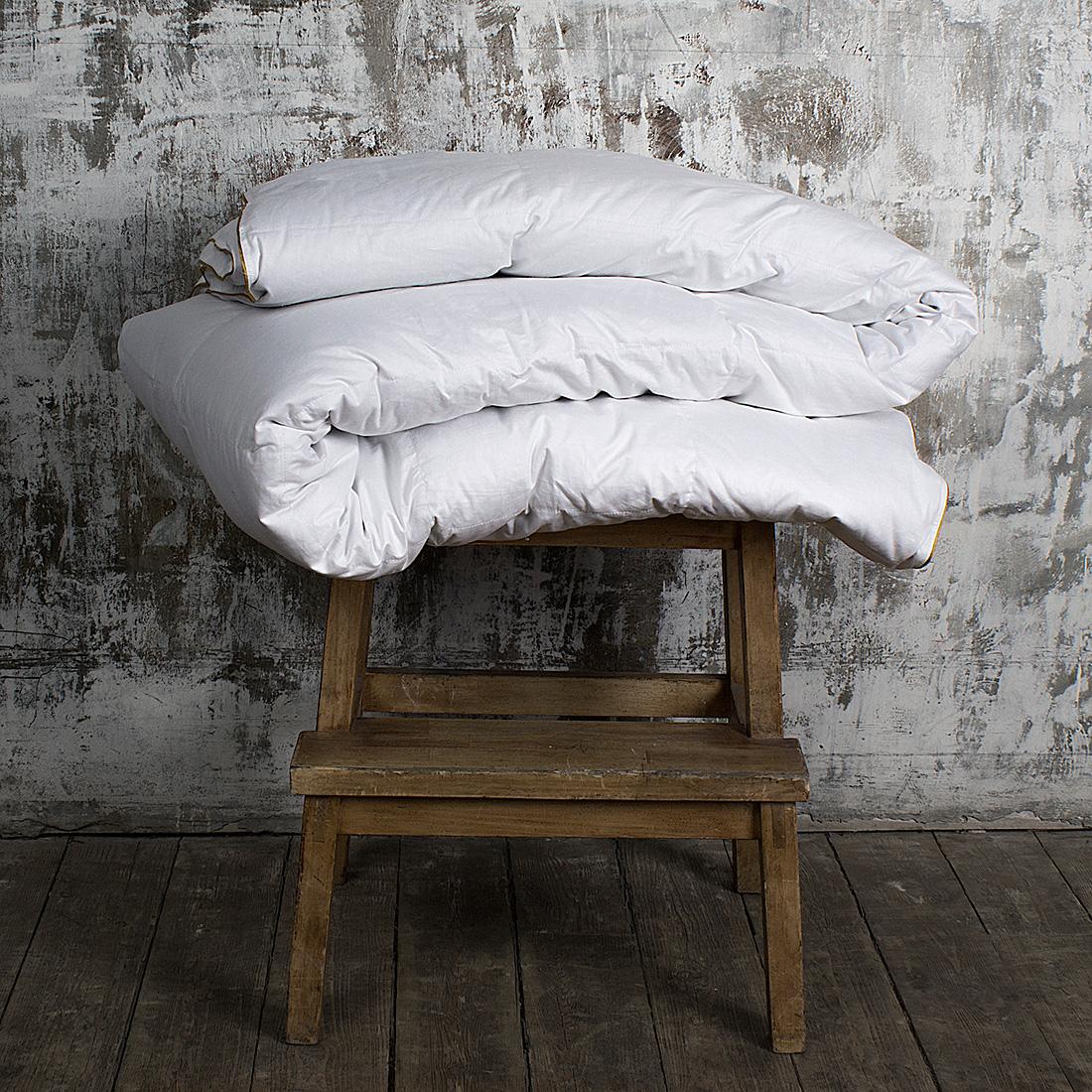 Одеяла William Roberts Кассетное одеяло Graceful Down Теплое (200х220 см) одеяла william roberts одеяло essential bamboo всесезонное 155х200 см