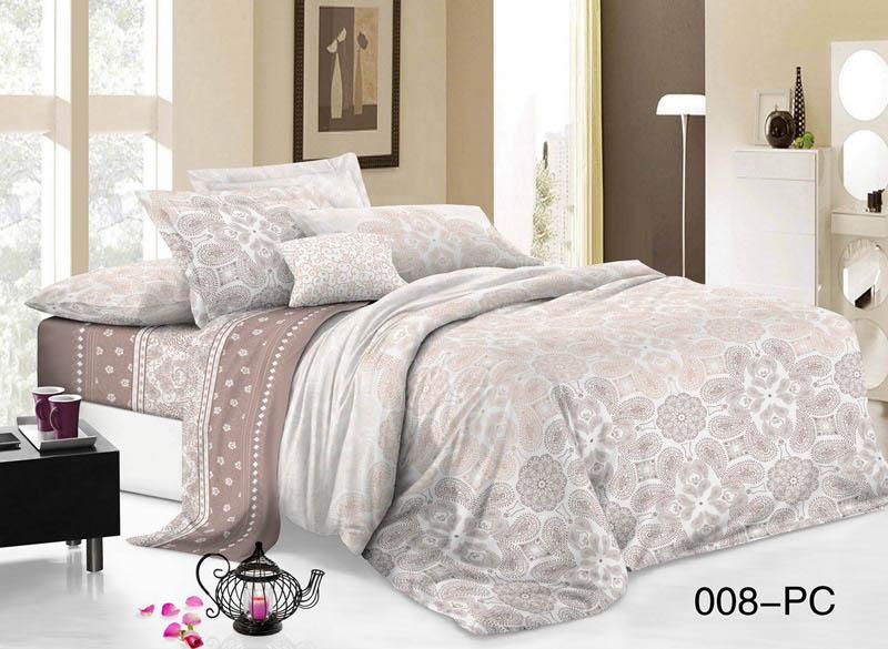 все цены на Комплекты постельного белья Cleo Постельное белье Avila (2 сп. евро) в интернете