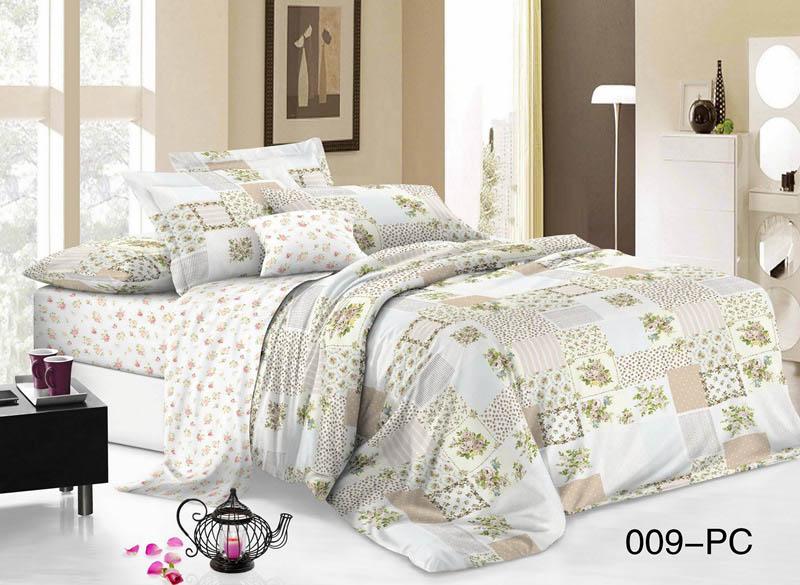 Комплекты постельного белья Cleo Постельное белье Stef (2 сп. евро)