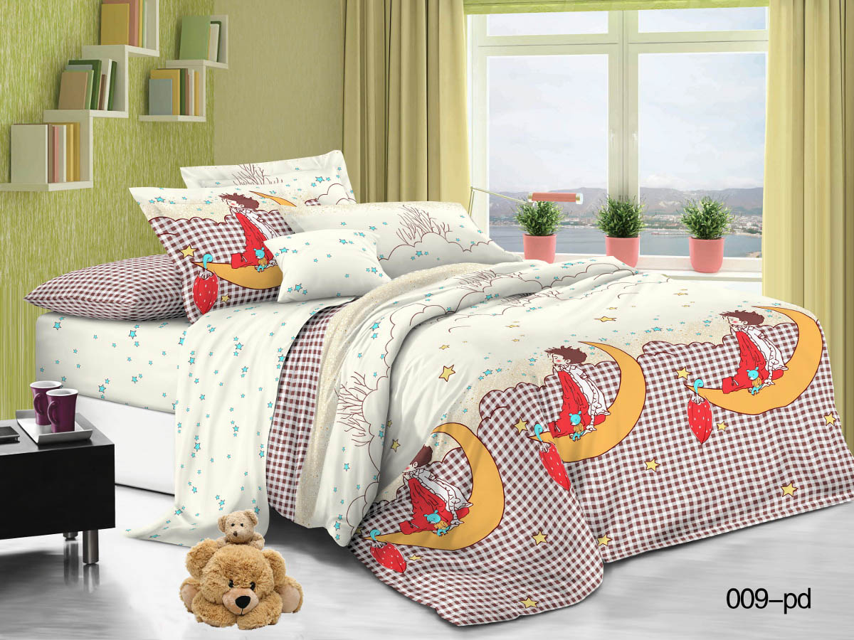 цена на детское постельное белье Cleo Детское Постельное белье Мечта (145х215 см)
