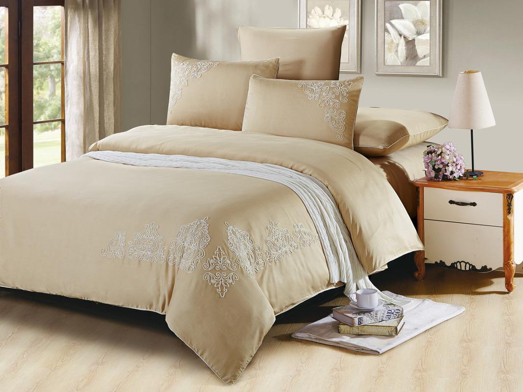 Комплекты постельного белья Cleo Постельное белье Cara (2 сп. евро)