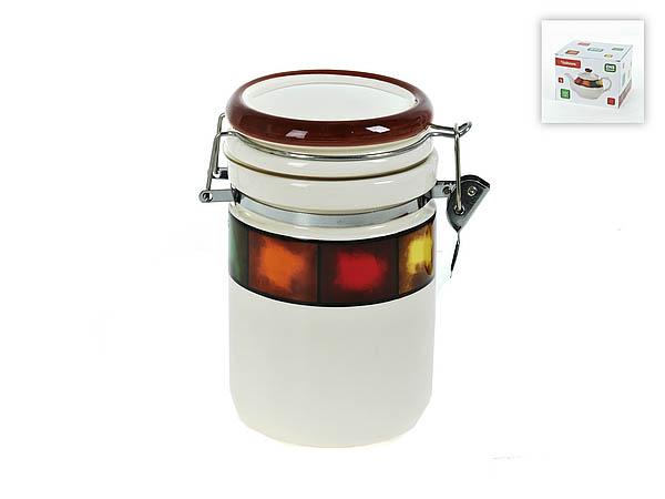 Хранение продуктов ENS GROUP Банка для сыпучих Мармелад (9х15 см) ens банка для сыпучих продуктов ens 2860026 мульти