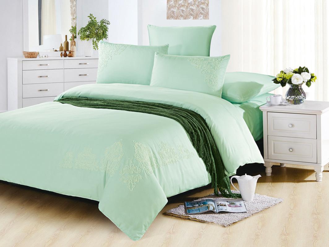 Комплекты постельного белья Cleo Постельное белье Yvette (2 сп. евро)
