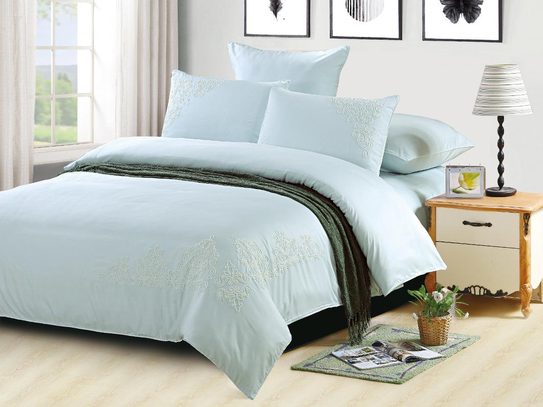 Комплекты постельного белья Cleo Постельное белье Shaquila (2 сп. евро)