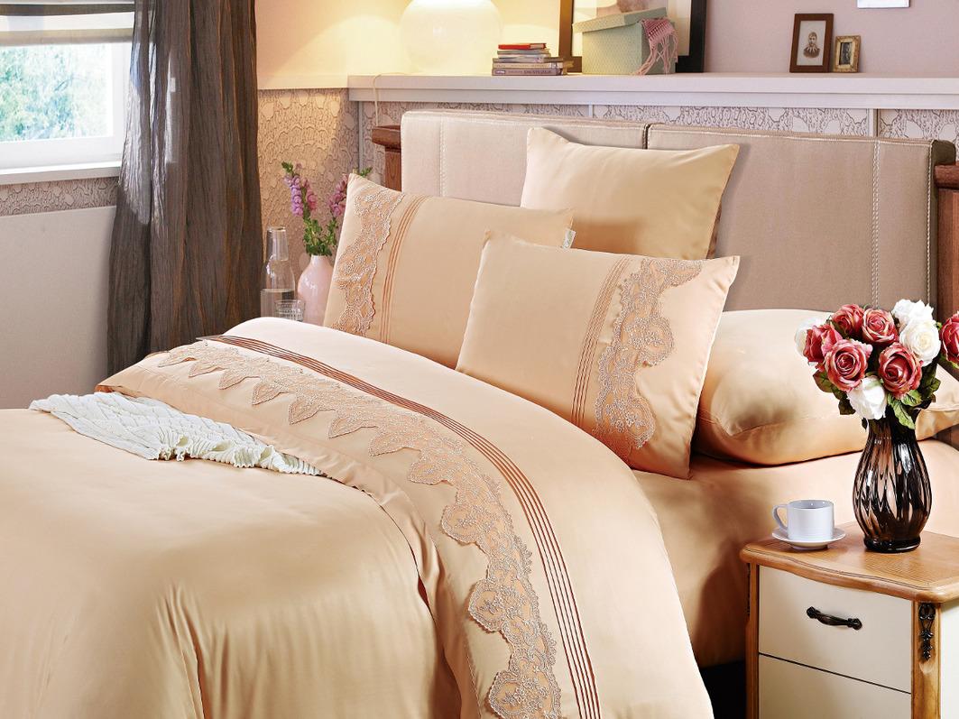 Комплекты постельного белья Cleo Постельное белье Brice (2 сп. евро) постельное белье cleo постельное белье night 2 сп евро
