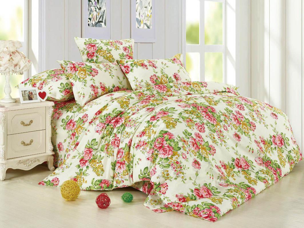 Комплекты постельного белья Cleo Постельное белье Tierra (2 сп. евро)