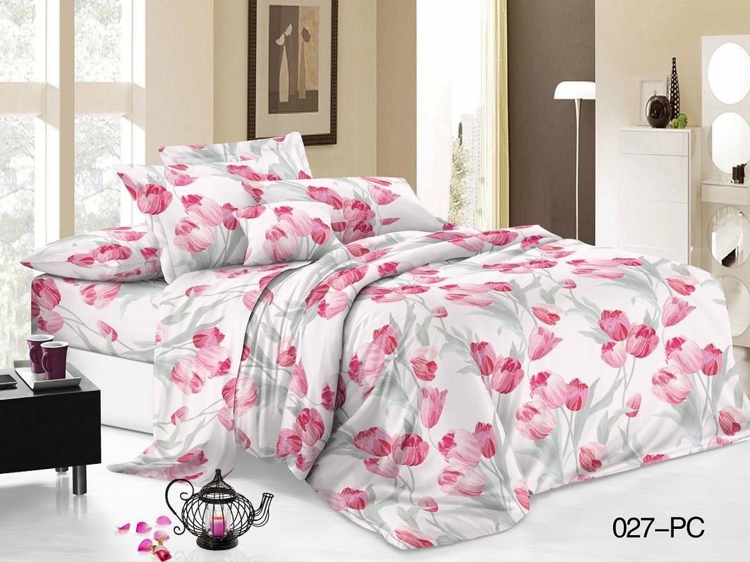Комплекты постельного белья Cleo Постельное белье Lindy (2 сп. евро)