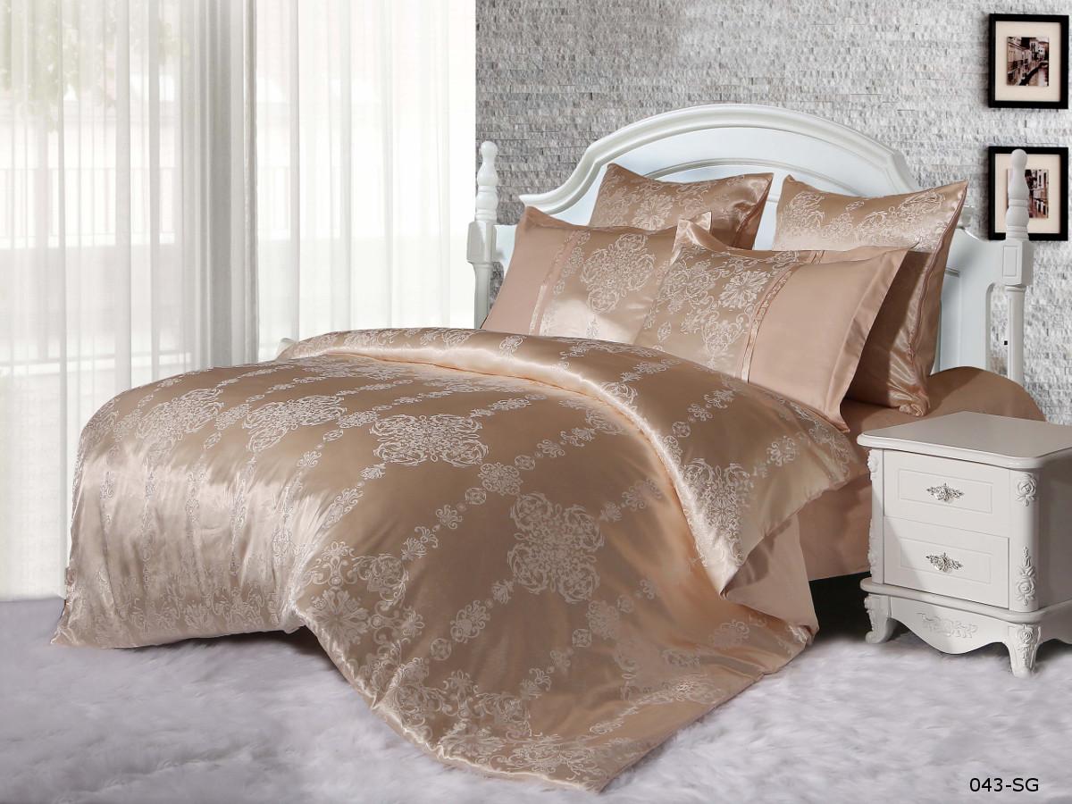 Купить Комплекты постельного белья Cleo, Постельное белье Indios (2 сп. евро), Китай, Хлопковый сатин