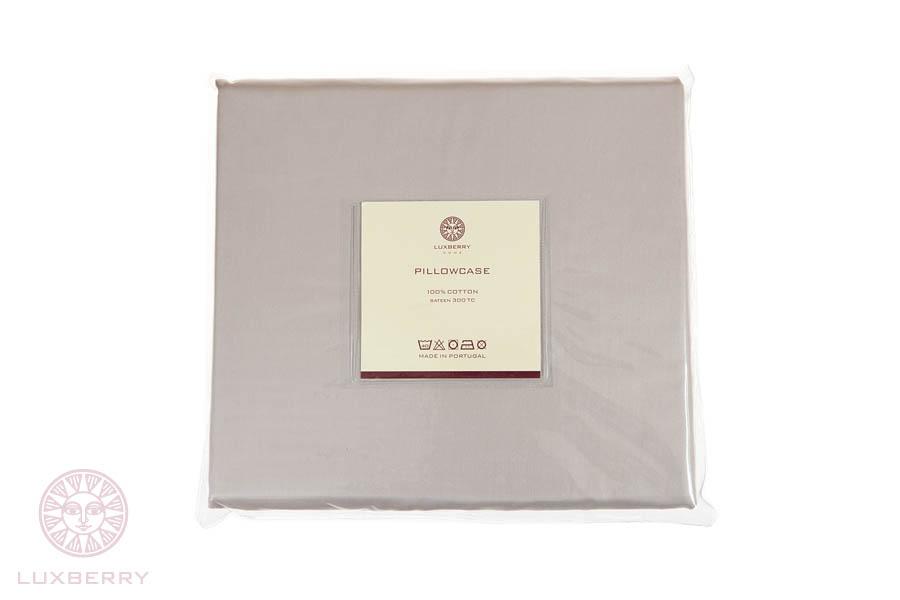 Купить Простыни BOVI, Простыня на резинке Flame Цвет: Серо-Бежевый (160х200), Португалия, Бежевый, Серый, Хлопковый сатин