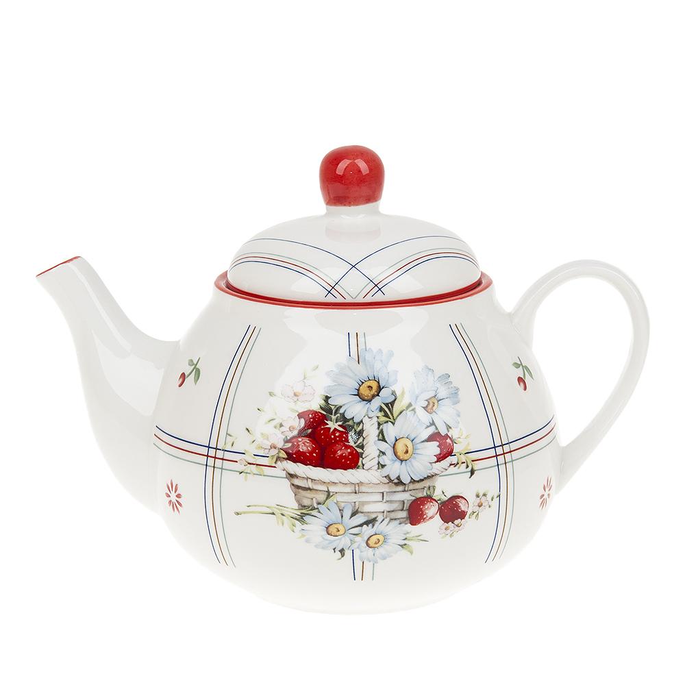 Чайник Лукошко (1000 мл) Best Home Porcelain bhp360735