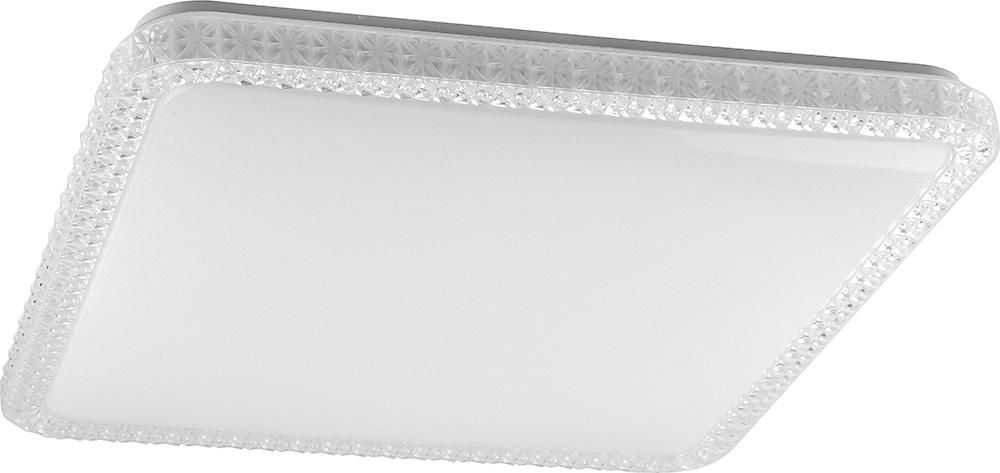 Купить Настенно-потолочные светильники Feron, Светильник потолочный Martina Цвет: Белый (50х50 см), Китай, Сталь