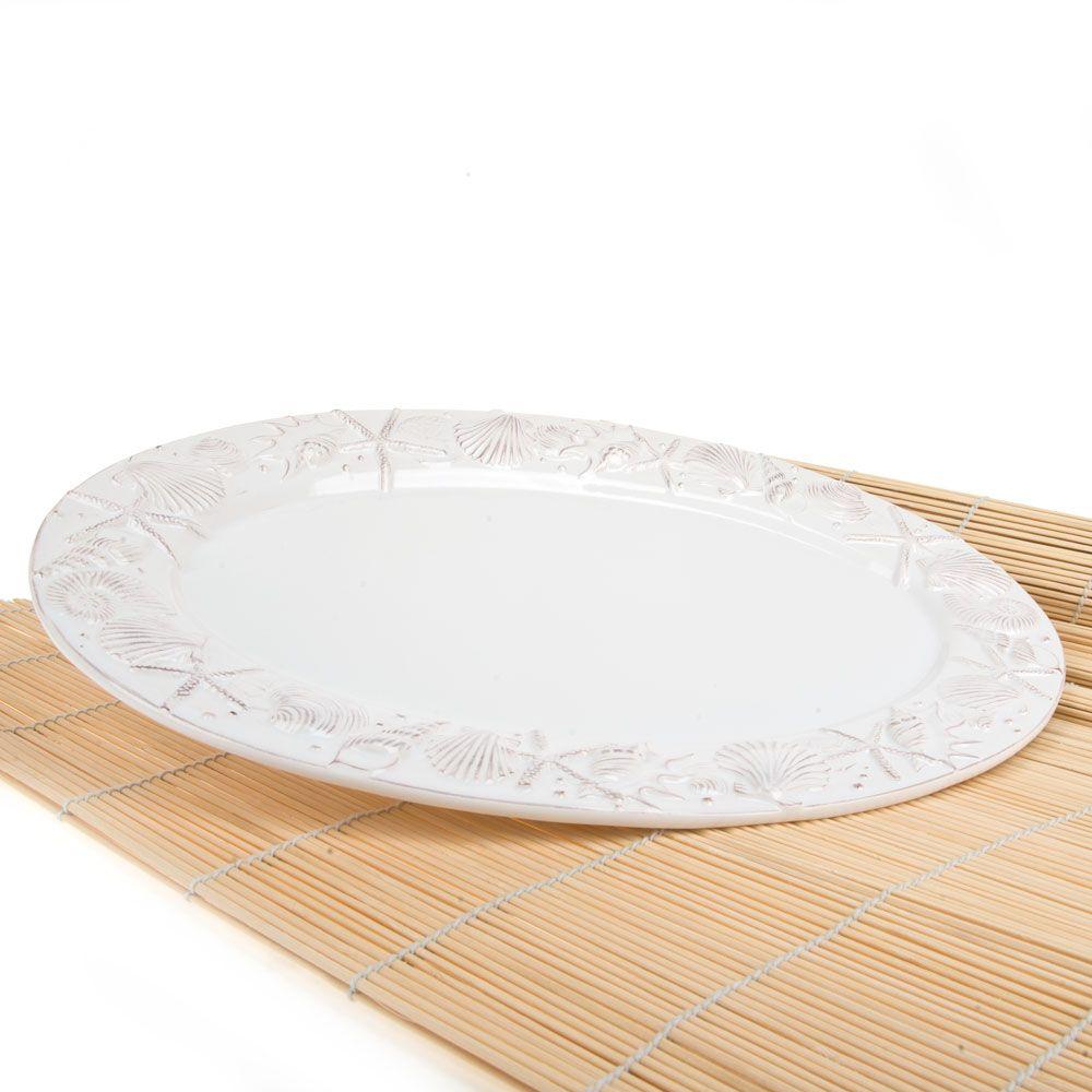 Блюдо Океания (3х27х41 см) фото