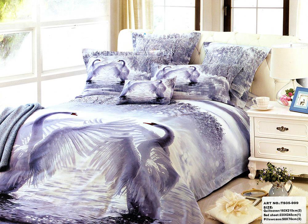 Купить Комплекты постельного белья Tango, Постельное белье Favori (семейное), Китай, Хлопковый сатин