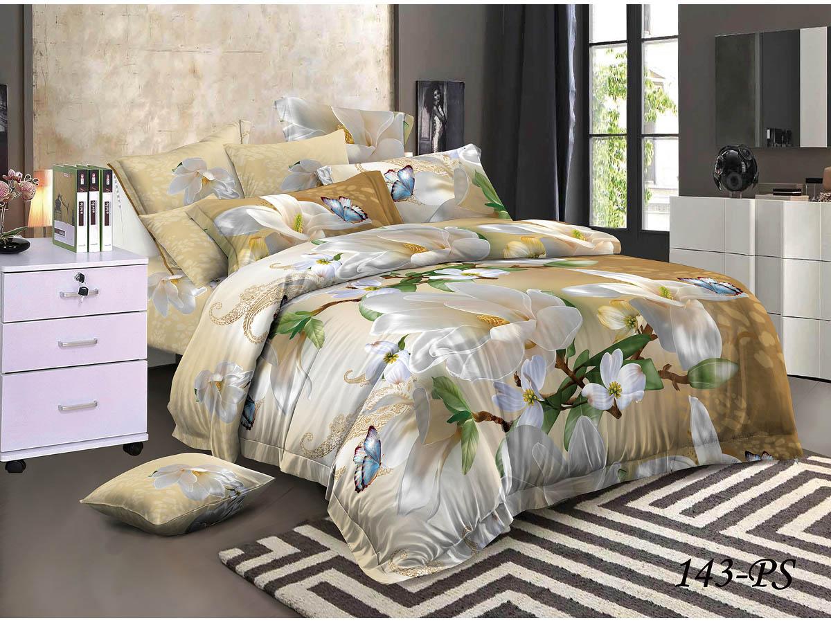 Комплекты постельного белья Cleo Постельное белье Paise (2 сп. евро) постельное белье cleo постельное белье milona 2 сп евро