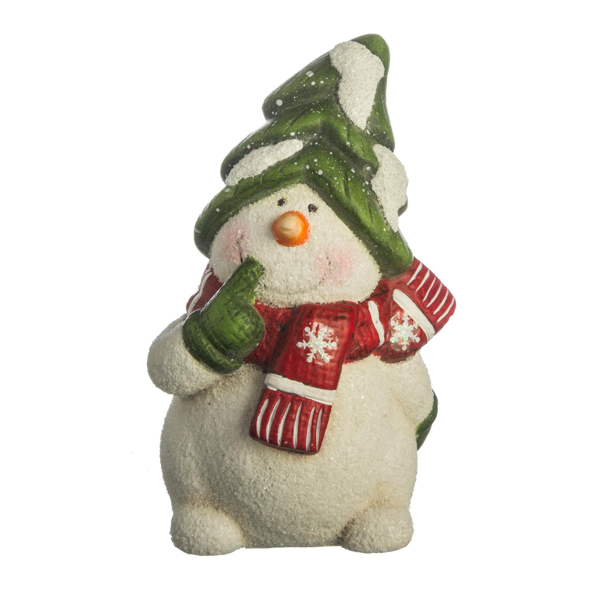 Подарочная упаковка Arti-M Фигурка Снеговик (13 см)