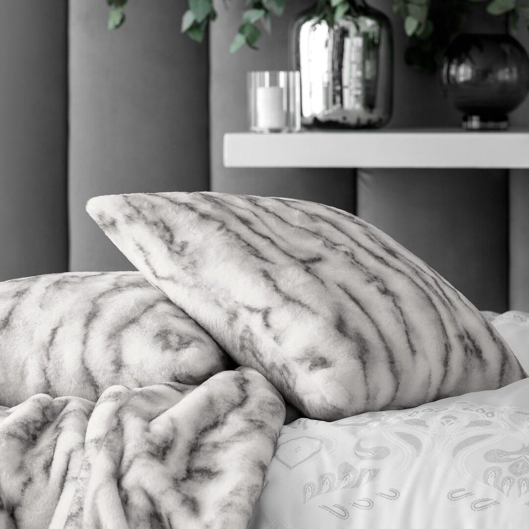 Декоративная подушка Амара Цвет: Белый (45х45)