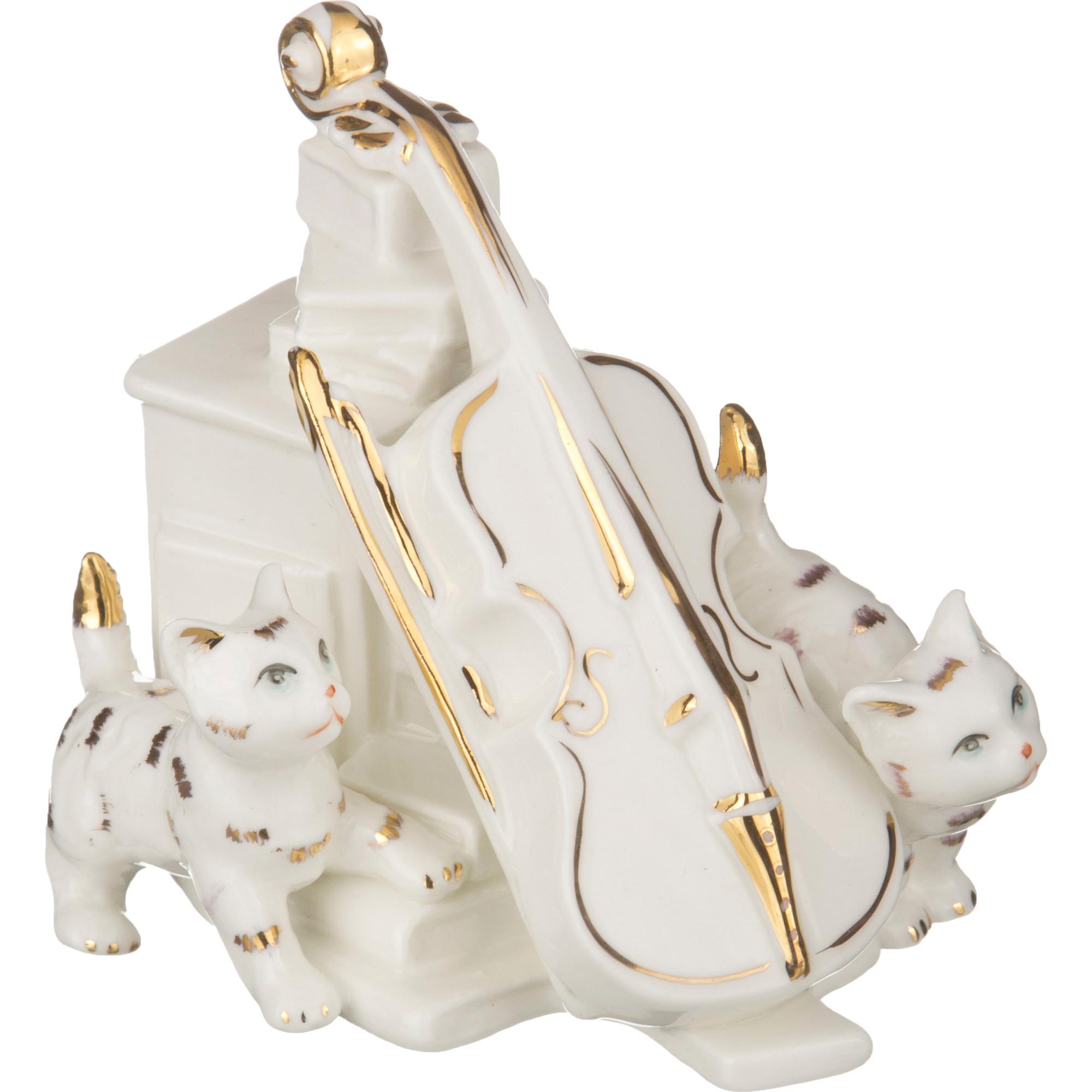 Статуэтки и фигурки Lefard Фигурка Кошки (8х10х11 см) lefard сувенир indiana 15 см
