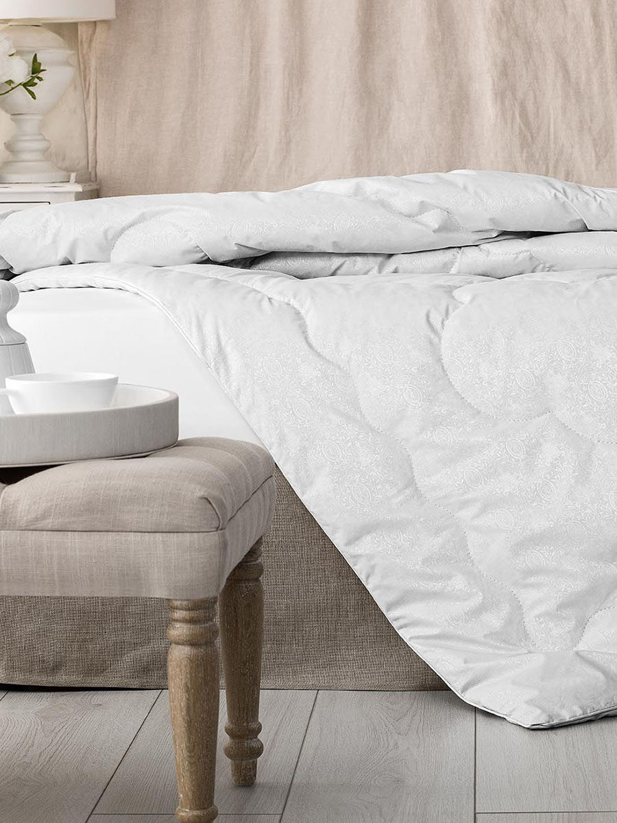 Одеяло Landau цвет: серый (140х200 см)