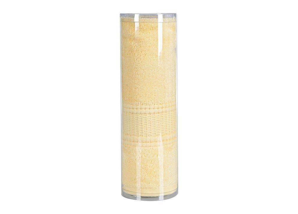Полотенца Soavita Полотенце Гладь Цвет: Желтый (50х70 см) полотенца soavita полотенце sandra цвет желтый 50х90 см