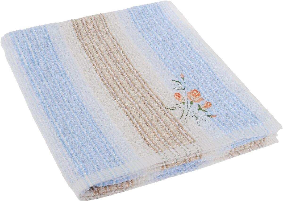 Полотенца Soavita Полотенце Donato Цвет: Голубой (70х140 см) donato