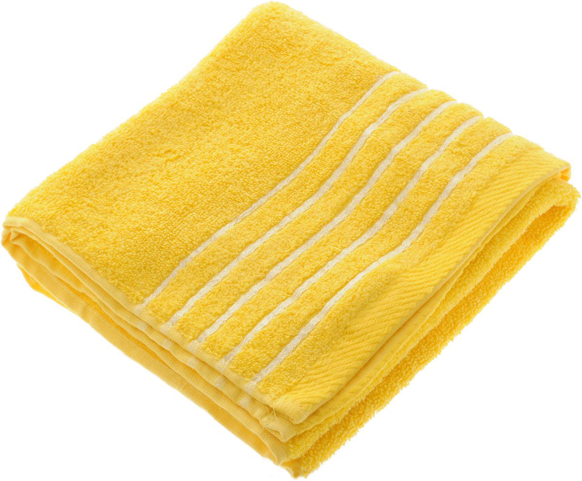 Полотенца Soavita Полотенце Olivia Цвет: Желтый (50х90 см) полотенца soavita полотенце sandra цвет желтый 50х90 см
