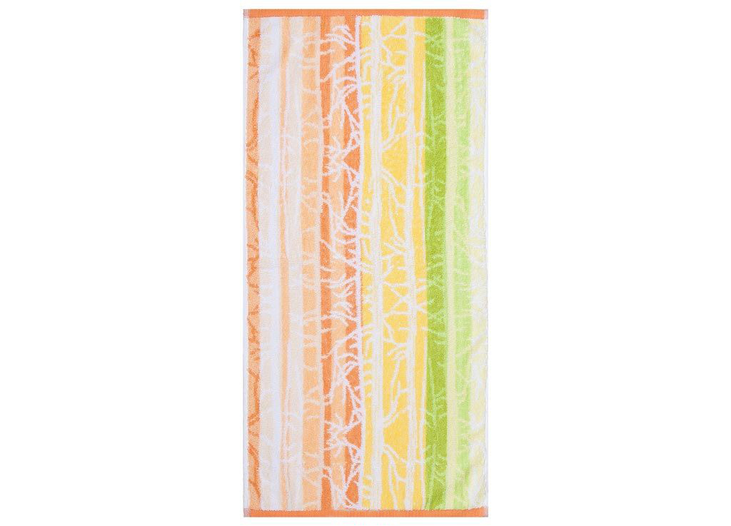 Полотенца Soavita Полотенце Интер Цвет: Желтый-Зеленый (60х120 см) полотенца soavita полотенце sandra цвет желтый 50х90 см