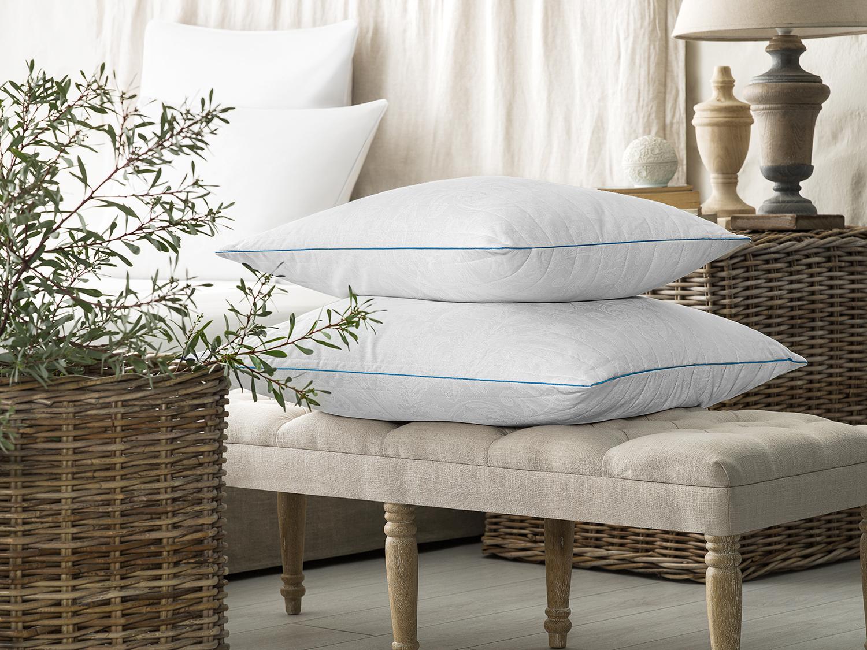 Подушка Skylor цвет: серый (50х70)