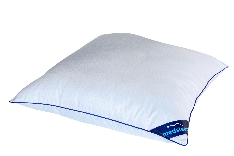 Подушка Nubi цвет: белый (50х70)