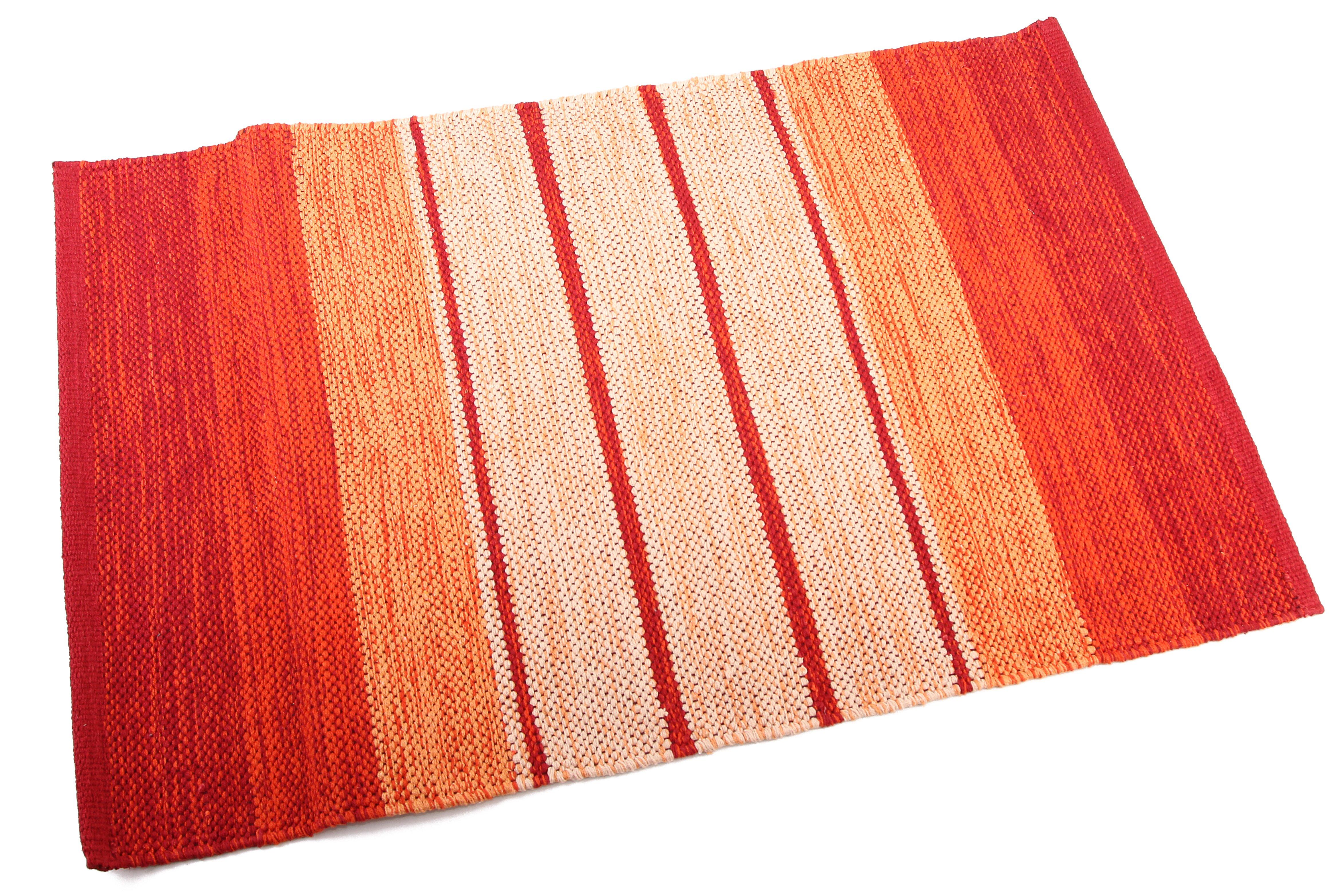 Ковры и ковровые дорожки Ганг Ковер Doriane Цвет: Оранжевый (60х150 см) decotech ваза doriane 24 см