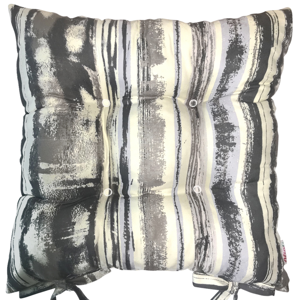 Купить Декоративные подушки Apolena, Подушка на стул Унидо (41х41), Россия-Турция, Поликоттон